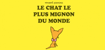 "<b><font size=""2pt""> Le Chat le plus mignon du monde</font></b>"